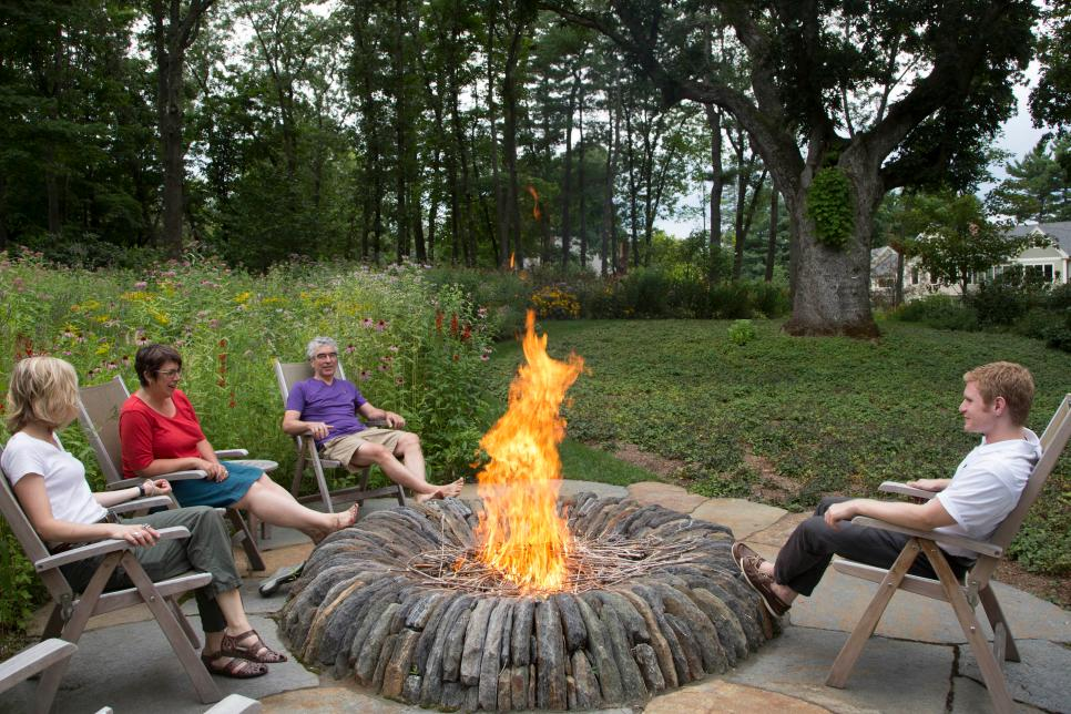 fire pit. Backyard ... - Injuries From Backyard Fire Pits On The Rise Solucient Security
